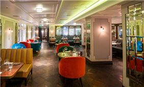 Lanes of London at London Marriott Hotel Park Lane, Marble Arch