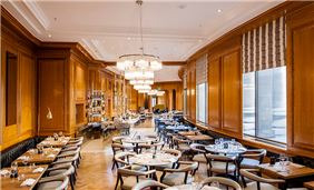 Gillray's Steakhouse & Bar at London Marriott Hotel County Hall, Westminster