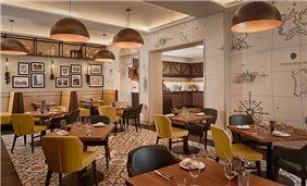 Mercante at The Sheraton Grand London Park Lane, Mayfair