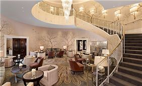 The Knightsbridge Lounge at The Park Tower Knightsbridge, A Luxury Collection Hote