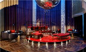 The Perception Bar at W London Leicester Square
