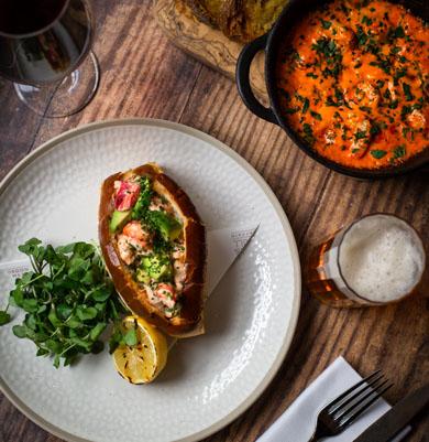 Chef's Dining Experience At Gordon Ramsay Bar & Grill